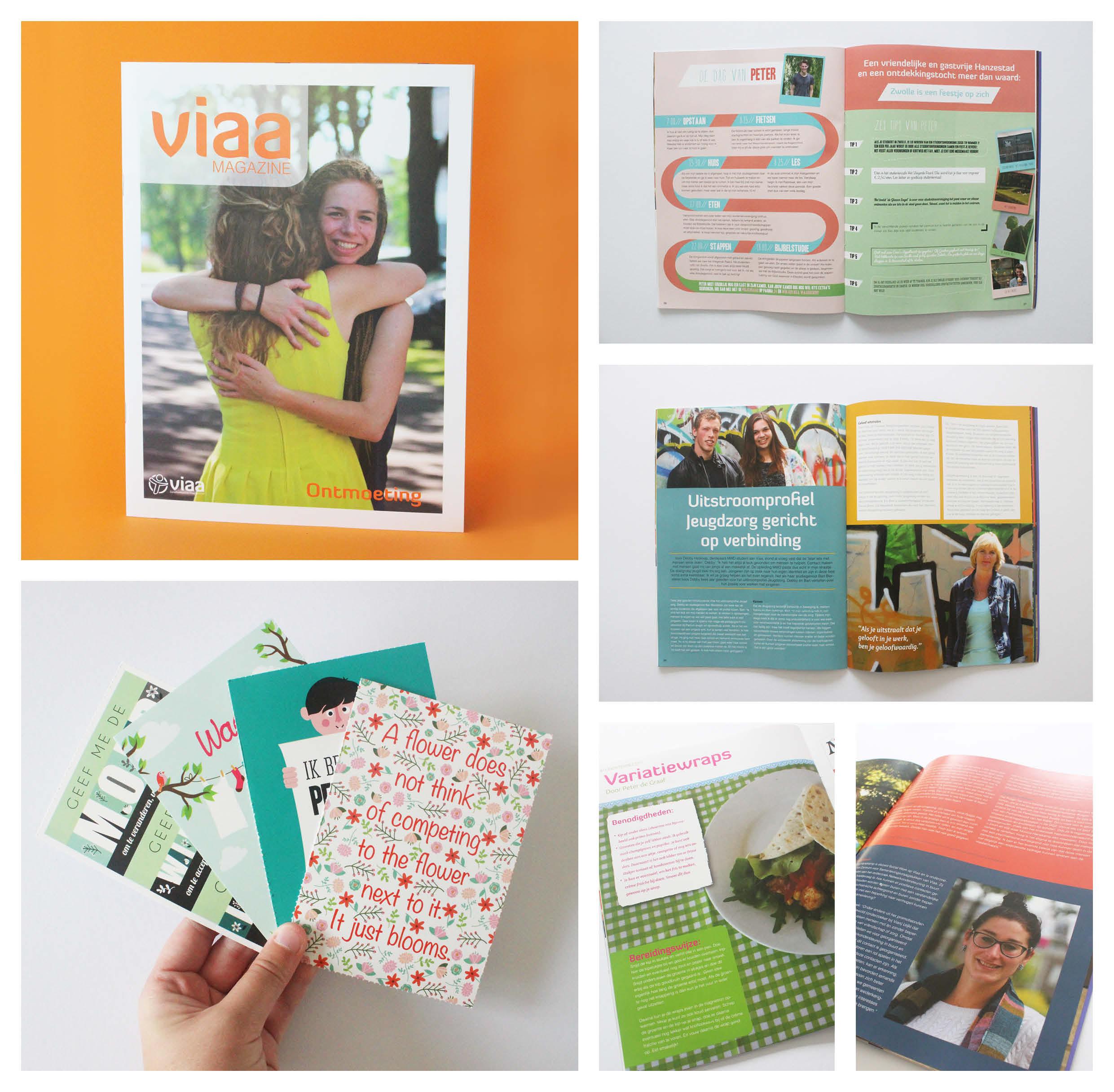 Viaa - Magazine 2015