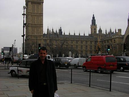 Curso avanzado retail. Londres. 2005