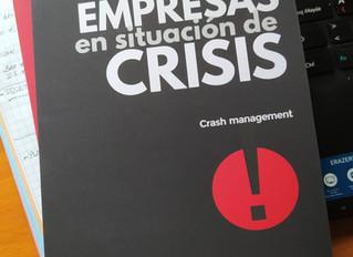 Nuevo libro: gestión de empresas en situación de crisis.