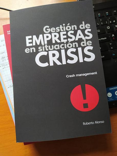 GESC Gestion empresas en crisis libro.jp