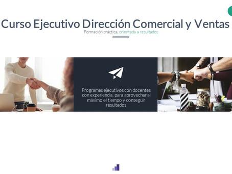 Dirección del Curso Ejecutivo de Dirección Comercial y Ventas organizado por AEMOS
