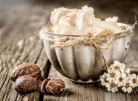 The Battle Between Ivory/Yellow Shea Butter.....What's The Difference Anyway?