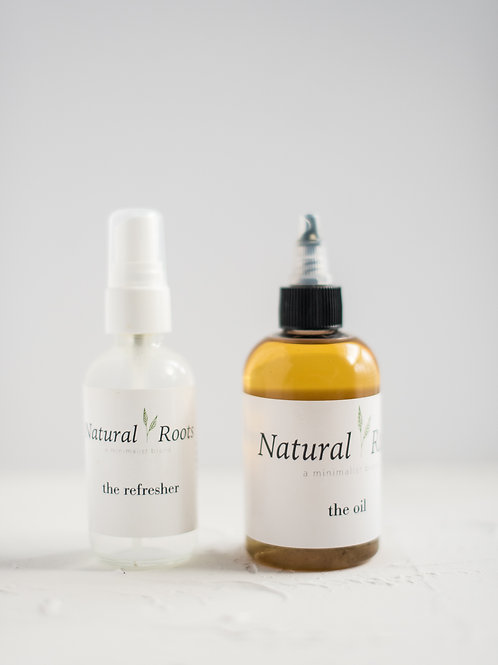 Refresher & Oil (Combo Pack)