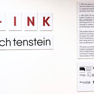 Exhibition Plaque