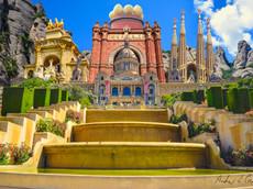 Architecture Collage No. 22 - Barcelona and Catalonia