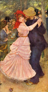 Pierre-Auguste Renoir, Dance at Bougival, 1883