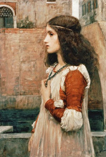 John William Waterhouse, Juliet, 1898