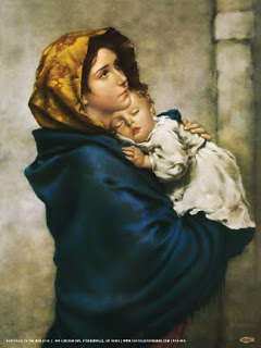 Roberto Ferruzzi, Madonnina, 1897