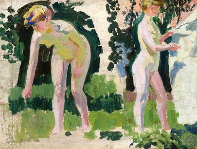 maurice-denis-two-studies-of-a-nude-outd