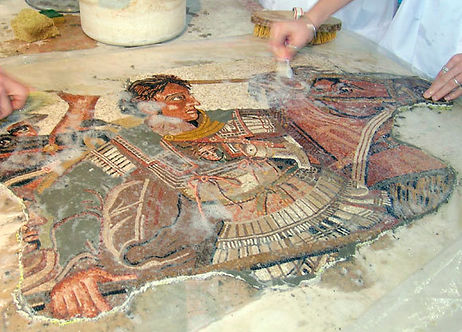 H1600165-Battle_of_Issus_mosaic_reconstr