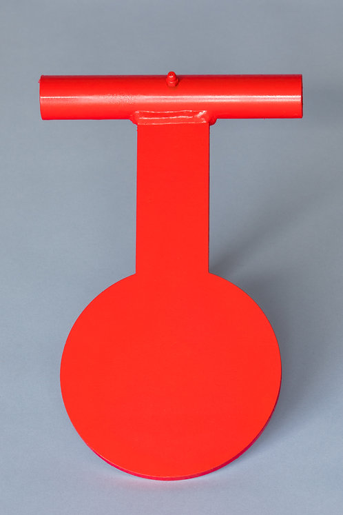 """Dueling Tree Single Paddle Assembly - 1/2"""" Thickness"""