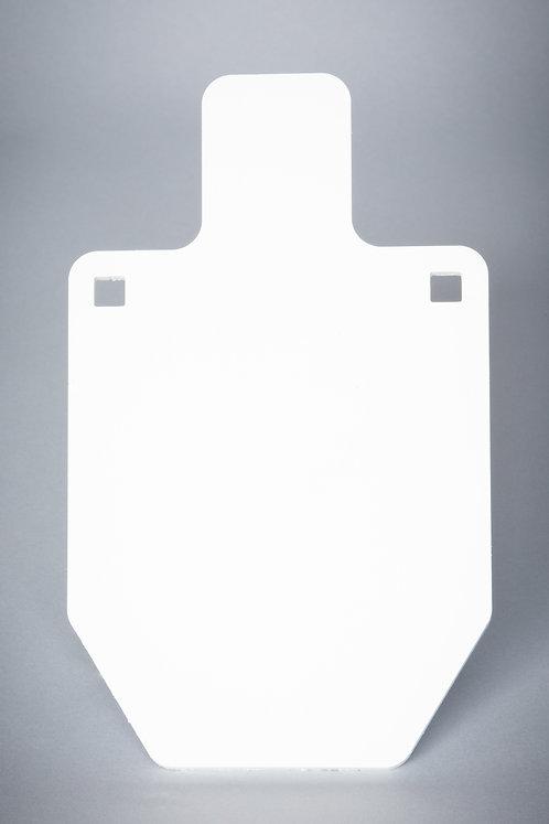 3/8''x 2/3 / Generic Silhouette / Shoulder Holes