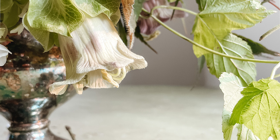 Dutch Masters Flower Arranging Workshop