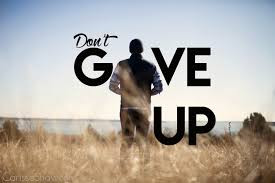 Don't give up on your voice!