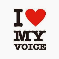 Are you in love with your voice?
