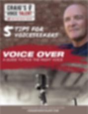 British Voice Over E-Booklet