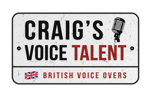 British Voice Over Logo