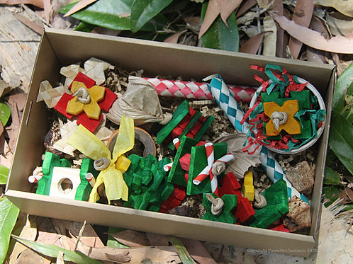 Foraging Foot Toy Gift Pack