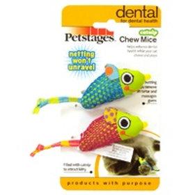 Catnip Chew Mice - Petstages