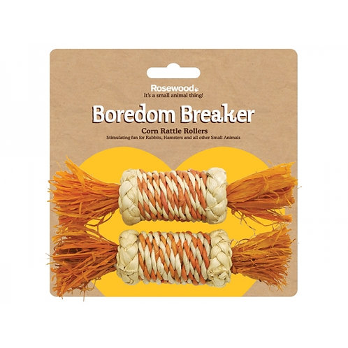 Corn Rattle Rollers (Boredom Breakers)