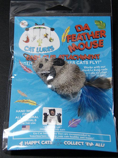 Da Feather Mouse - Go Cat Refill