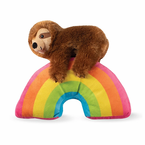 Sloth on A Rainbow
