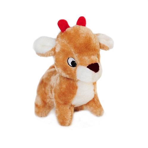 Delux Reindeer - Zippy Paws