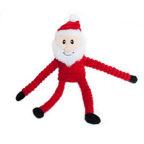 Crinkle Santa Small - Zippy Paws