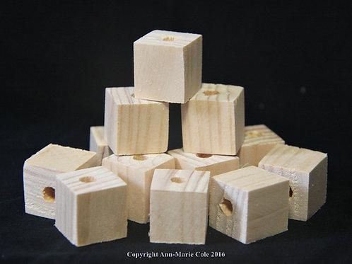 Pine Mini Cubes