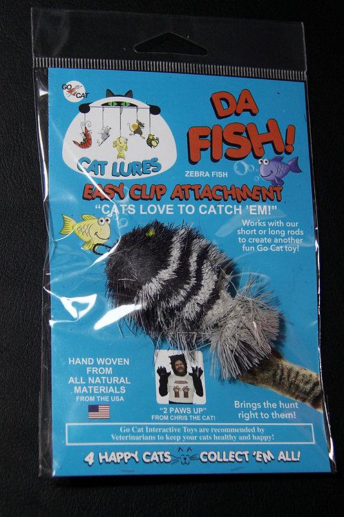 Da Fish - Zebra Fish Refill