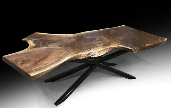 Live Edge Dining or Conference room Table