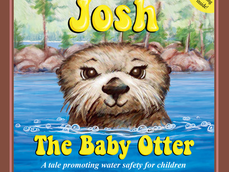 Josh the Otter to be at the 2016 USA Olympic Swimming Trials in Omaha, NE