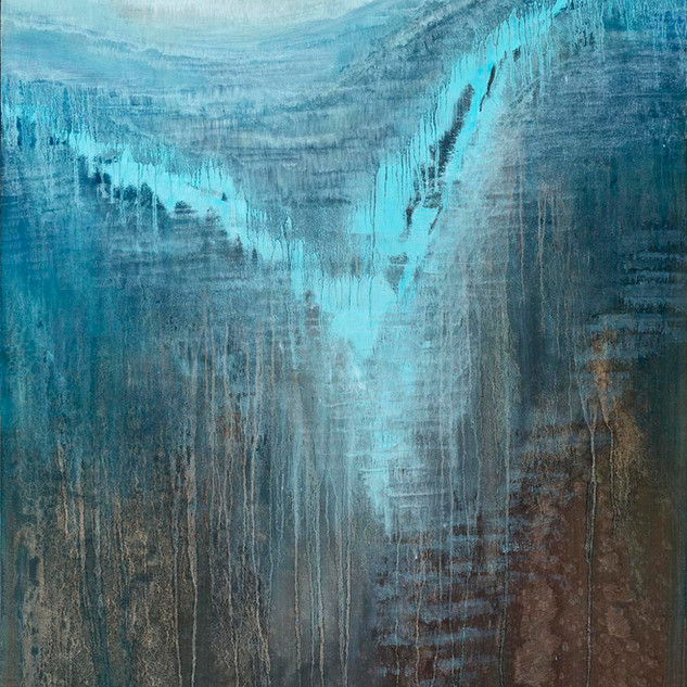 'Mountain's Waterfall'