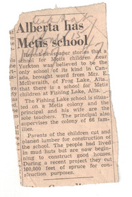Figure 4.2 1947_Fishing_Lake_news clippi
