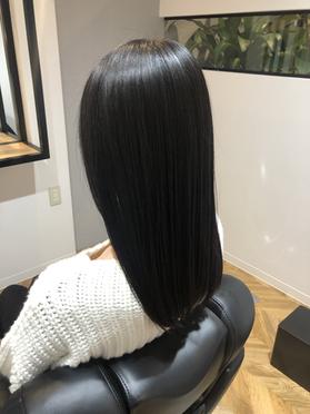 髪質改善トリートメントAfter