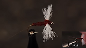 Mayfly Spinner
