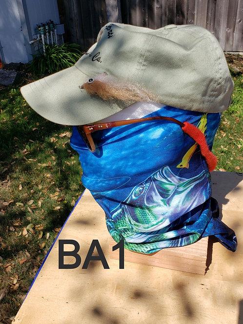 BA1 Neck Gaiter - Largemouth Bass