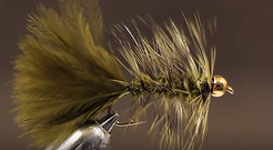 Bead Head Wooly Bugger