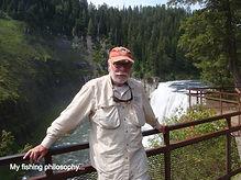 Upper Mesa Falls - Henry's Fork