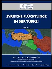 Syrische Flüchtlinge in der Türkei - 2017