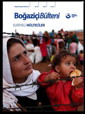 Boğaziçi Bülteni: Suriyeli Mülteciler