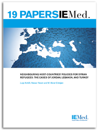 Neighbouring Host-Countries' Policies For Syrian Refugees: The Cases Of Jordan, Lebanon, And Turkey