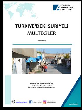 Türkiye'deki Suriyeli Mülteciler