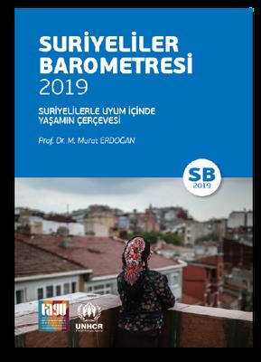 SURİYELİLER BAROMETRESİ 2019