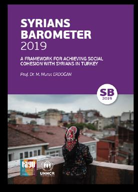 SYRIANS BAROMETER 2019