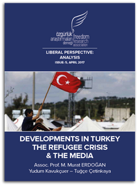 Developments In Turkey The Refugee Crisis & The Media