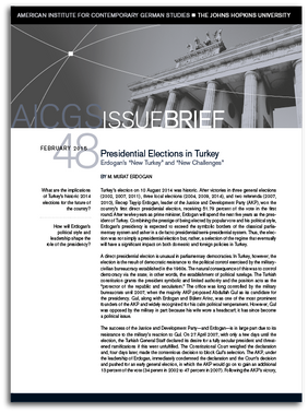 Presidential Elections in Turkey