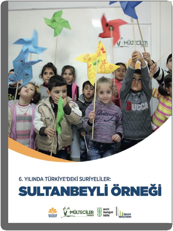6. Yılında Türkiye'deki Suriyeliler: Sultanbeyli Örneği