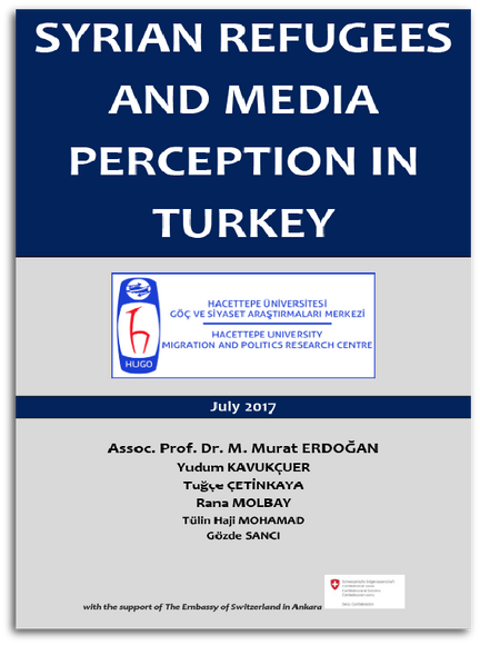 Syrian Refugees and Media Perception in Turkey