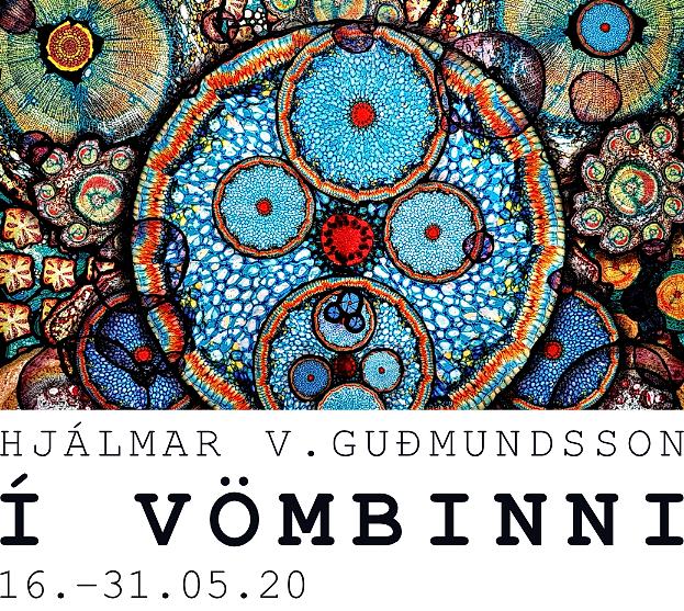 Í vömbinni / Hjálmar V. Guðmundsson